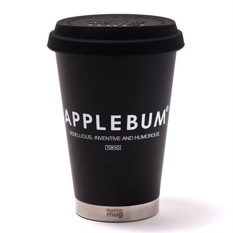 APPLEBUM THERMO MUG COFFEE TUMBLR