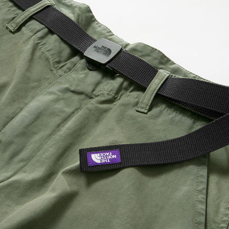 THE NORTH FACE PURPLE LABEL Cotton Ripstop Cargo Shorts