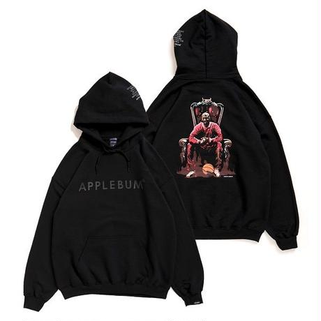 "【APPLEBUM】""BLACK JESUS (RED)"" SWEAT PARKA"