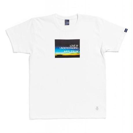 "APPLEBUM ""Sunshine Box"" T-shirt (White)"