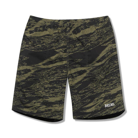 BackChannel-GHOSTLION CAMO OUTDOOR SHORTS
