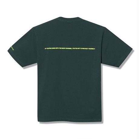 Back Channel-NEON OFFICIAL LOGO T
