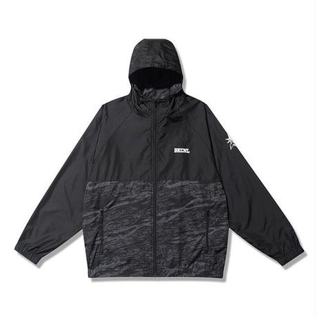 BackChannel-NYLON HOODED JACKET