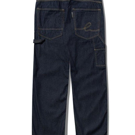 BackChannel  BackChannel-LIGHT OZ DENIM PAINTER PANTS