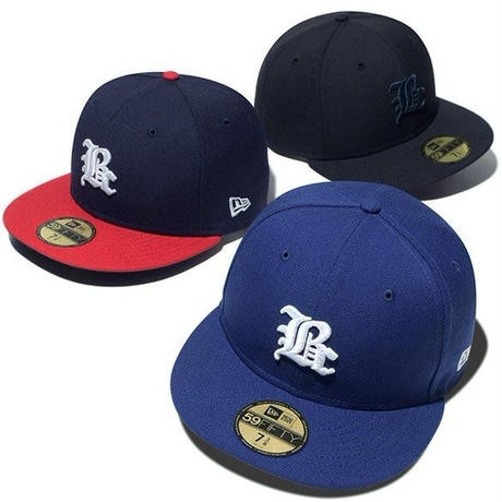 BackChannel-BACK CHANNEL × New Era® 59FIFTY® CAP