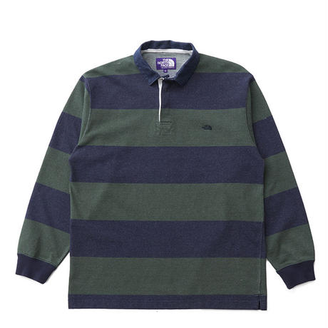 THE NORTH FACE PURPLE LABEL L/S Rugby Shirt