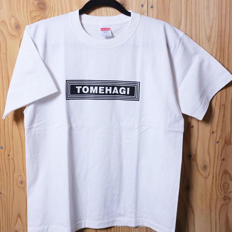 TOME LOGO WHITE T-SHIRT