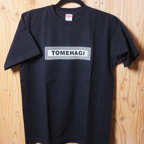TOME LOGO BLACK T-SHIRT