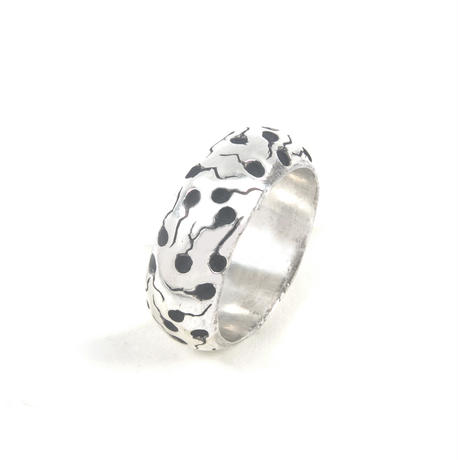 sperm ring silver typeB