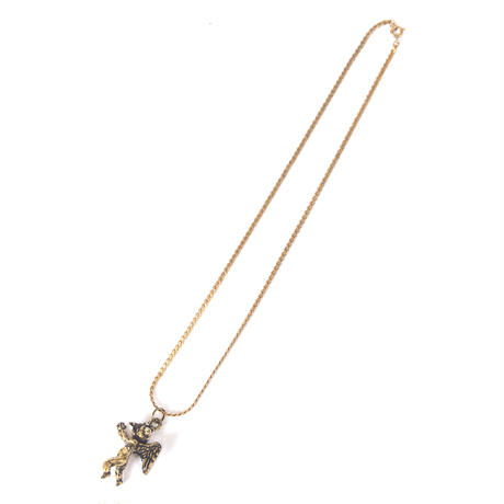 flyangel necklace brass