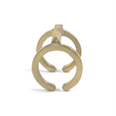gypsum ring brass