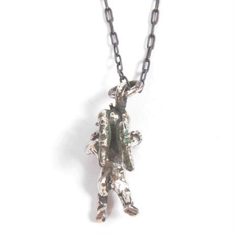 flyangel necklace silver