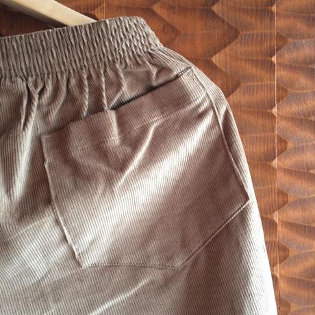 THOUSAND  MILE BALLAST CORDUROY  PANTS