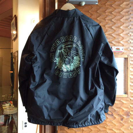 GOWEST ON THE LOAD AGAIN COACH JACKET