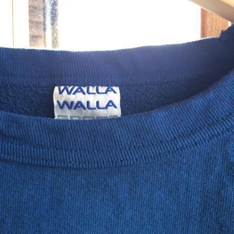 WALLA  WALLA SPORTS 13oz RAGLAN SWEAT