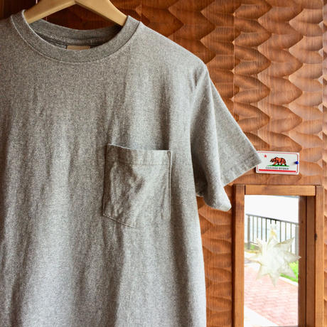 GOOD WEAR S/S POCKET TEE