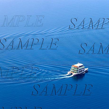 十和田湖5 size:L