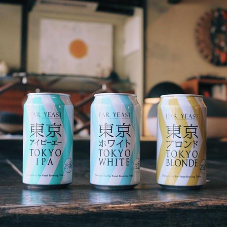 【EC限定】KRIEK IN THE FLESH 3本&TOKYO缶3種 6本セット
