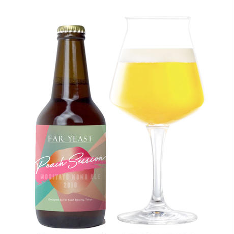 【限定商品】Far Yeast Peach Session 6本