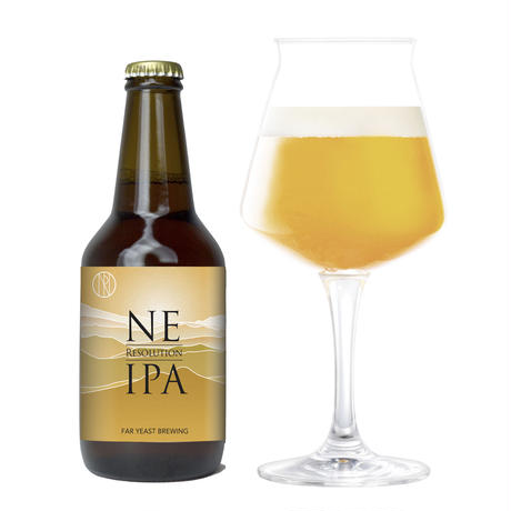 【限定商品】Far Yeast NE Resolution IPA 6本