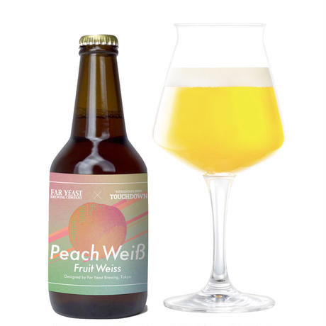 【限定商品】Far Yeast Peach Weiß 6本