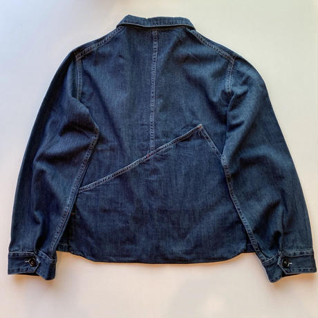9月下旬入荷分 Denim Blouson(c_outer-00677)