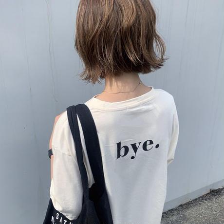 bye. Tee