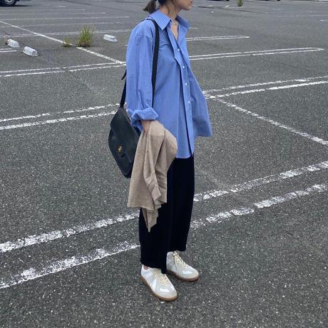 10月下旬~11月初旬入荷分 ストライプシャツ(c_tops-00696)