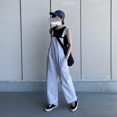 Loose Overalls
