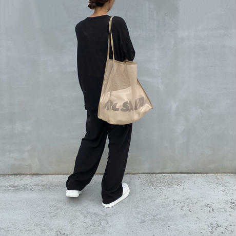 Sheer Tote Bag