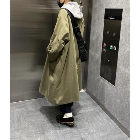 11月初旬入荷分   ステンカラーコート middle