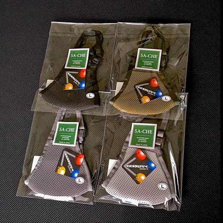 SA-CHE  呼吸するアウトドアマスク 抗菌消臭 Lサイズ(男性用)