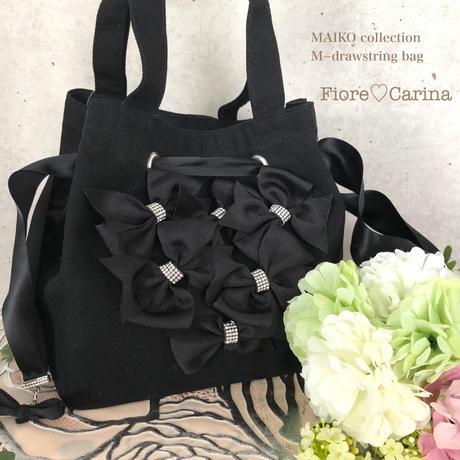 M-drawstring bag
