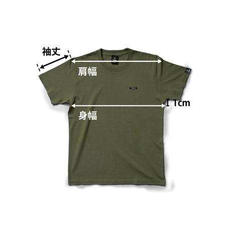 オリジナルTシャツ【オオワシ】 Steller's Sea Eagle NAVY