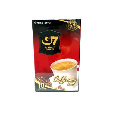 G7  CAFE AU LAIT3 in 1 (10pac)