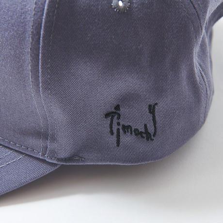 F-TM006 Timothy キャットロゴ刺繍キャップ