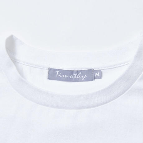 F-TM002   Timothy シルエットキャットオーバーサイズTシャツ