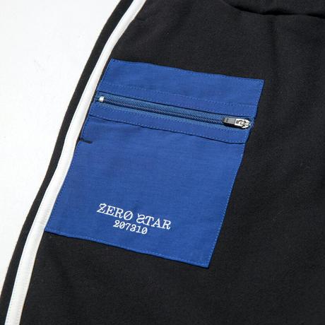 F-ZS005  ZERO STAR  セットアップパンツ  / ブラック