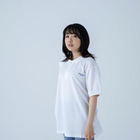 F-ZS002  /  ZERO STAR ポロシャツ / WHITE