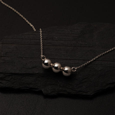 F-WAS01 WAGASI BIRTH ANNIVERSARY ネックレス  SILVER 限定50個