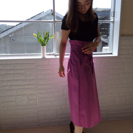 wrapping skirt