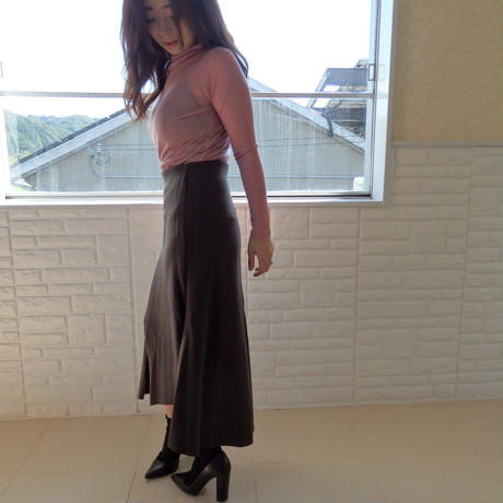 cutting flare skirt