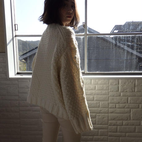 coco cable knit