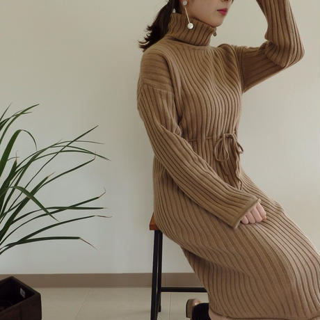 lib knit one-piece