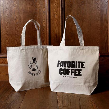 FAVORITE COFFEE ORIGINAL TOTE BAG