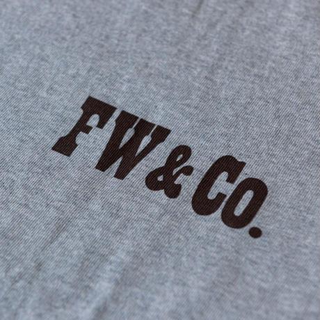 FAVORITE WORKS T-SHIRT (GRAY)