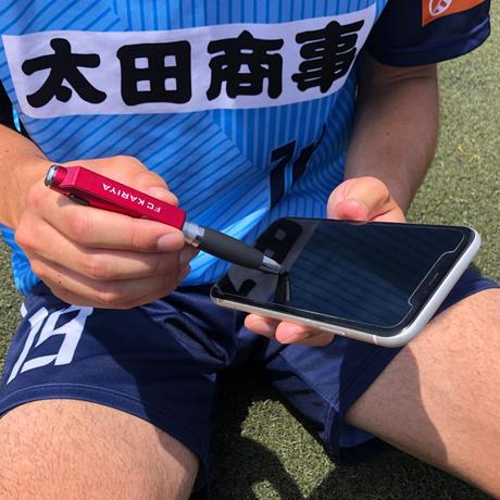 【クラブ会員価格】LED付スマホスタンドタッチペン