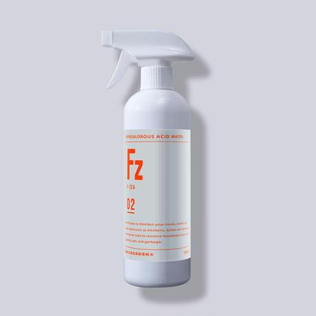 FZ (エフ・ジア)500ml Gray