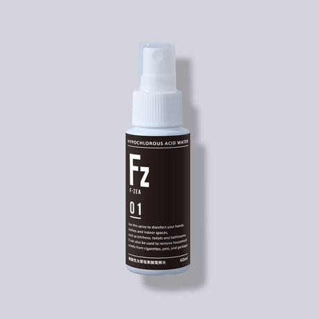 Fz (エフ・ジア)60ml Black