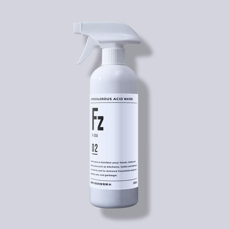 FZ (エフ・ジア)500ml White